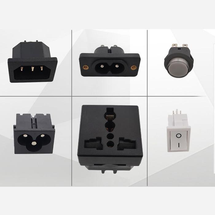 巧用品字插座可以预防插座火灾事故的发生