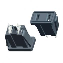 二孔美式插座